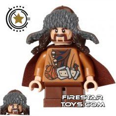 LEGO The Hobbit Minifigure - Bofur the Dwarf