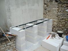 Comment construire un barbecue exterieur pinteres for Construction d un barbecue