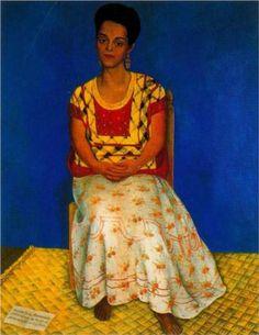 Portrait of Cuca Bustamante - Diego Rivera