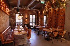 Brasserie SMAAQT Van der Pekstraat 79 Amsterdam
