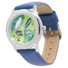 Summer Time Theme Watches for Kids