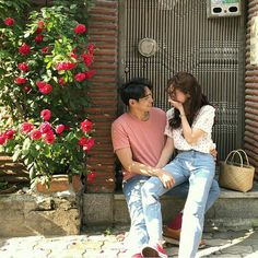 ig: - ❁ ⃰   ◜ ulzzang ◞ - Couple Posing, Couple Shoot, Mina Lee, Cute Couples Goals, Couple Goals, Couple Photography, Photography Poses, Couple Aesthetic, Korean Couple