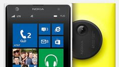 New Nokia Lumia 1020 with the best camera censor Carl Zeiss 41 megapixel. Get the latest one now and see our review here...