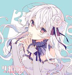 Anime Girl Cute, Beautiful Anime Girl, Kawaii Anime Girl, Anime Art Girl, Manga Girl, Anime Girls, Cute Anime Couples, Anime Chibi, Manga Anime