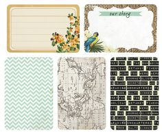 KAISER CRAFT JOURNALLING CARDS - WHATS NEW - All Ways Scrapbooking
