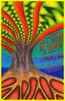 Rusted Root Poster - Stubbs Bar-B-Q, Austin - Adam Cohen