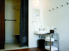Steal This Look: Ace Hotel Bath: Remodelista