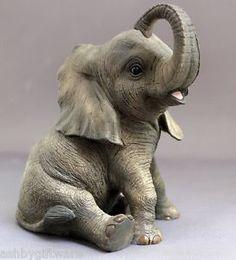 Ideas For Tattoo Elephant Baby Animals Little Elephant Tattoos, Baby Elephant Tattoo, Baby Elephant Nursery, Elephant Love, Elephant Art, Tattoo Baby, Elephant Pictures, Elephant Illustration, Elephant Sculpture