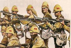 1st Royal Warwickshires in South Africa, Boer War