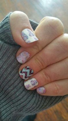 Jamberry nail art studio manicure pedicure designs NAS elephants