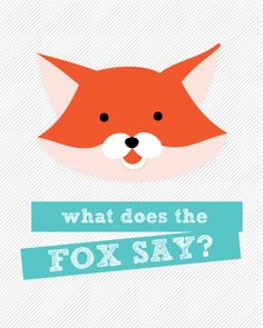 The Clever Fox {Free Printables & Wallpaper iPhone Paper} - Inspiration Made Simple