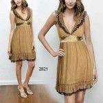 Vestidos casuales elegantes de moda verano 2012  http://vestidoparafiesta.com/vestidos-casuales-elegantes-de-moda-verano-2012/