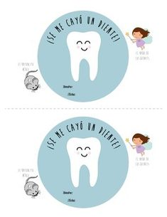 This is a certificate in Spanish for students who lose a tooth in class, featuring a little tooth fairy and the ratoncito Pérez (the Spanish and part of Latin American version of the tooth fairy). Tooth Fairy, Spanish, Parenting, Lost, Certificate, Special Education, Parents, School