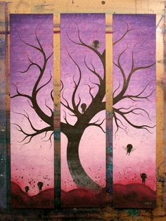 I love this tree. I need to paint