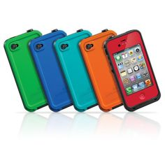 LIFEPROOF iPhone 4s Cases New Colors