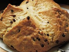 Irish Soda Bread - Que Rica Vida