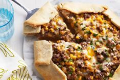 Beef and Cheese Foldover