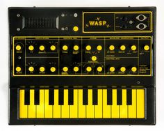 Wasp Synthesizer.