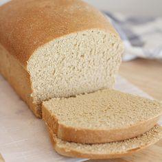 Peanut Butter Bread Recipe for the Bread Machine Whole Wheat Sandwich Bread Recipe, Best Whole Wheat Bread, White Wheat Bread, Wheat Bread Recipe, Sandwich Bread Recipes, Bread Machine Recipes, Banana Bread Recipes, Peanut Butter Bread Recipe Bread Machine, Sandwich Loaf