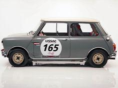 1964 Austin Mini Cooper S Rally