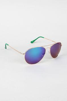 Pretty Fly Aviator Sunglasses
