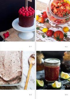 Mix de recetas ricas y fáciles.