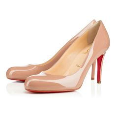 Simple Pump - Red Bottom Christian Louboutin Shoes