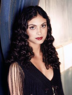 Firefly (TV show) Morena Baccarin as Inara Serra - I may have a celeb crush