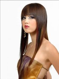 Amazing Asian Long Hairstyles For Women