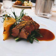 Heute #Mittagessen in #Motzen und was soll ich sagen einfach #Lecker! #lammfleisch #lamm #lammfilet #yammy #essen #carne #fleisch #foodgasmde #foodlove #foodporn #meat #hauptspeise #speckmantel #