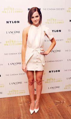¡Nos encanta el estilo de Emma Watson! Esta guapa actriz ha sabido bien quitarse el estigma de 'Harry Potter' y brilla con luz propia como toda una fashionista.