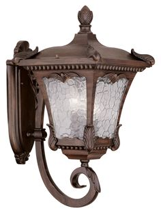 Livex Lighting 7986-58 Millstone Wall Light Imperial Bronze