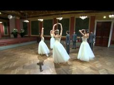 Beautifully played and danced version of The Blue Danube Waltz by the Vienna Philharmonic.