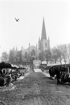 walsall market in days gone by