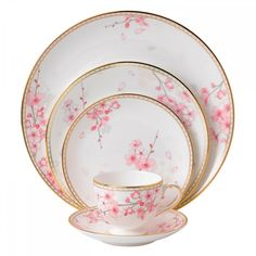 Spring Blossom 5-Piece Place Setting by Wedgwood