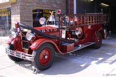 New Haven-Adams Township Engine 1 - 1929 Studebaker