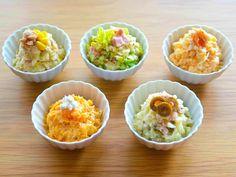 食通のためのグルメメディアdressing「dressing編集部」の記事「いつもの「ポテサラ」にちょい足しするだけ!ひと手間で劇的においしくなるポテトサラダの絶品アレンジ5選」です。