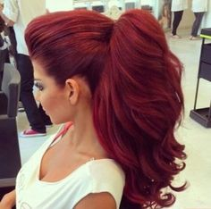 Gorgeous color and style