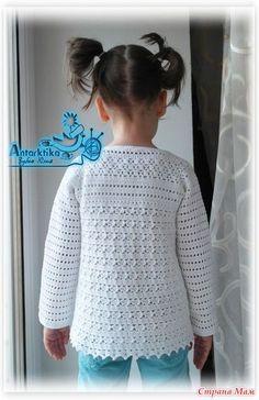 Платье для девочки. Вдохновляя