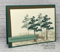 Rooted in Nature, Nature's Roots Framelits, BJ Peters, Stampin' Up! #stampinBJ.com