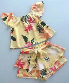 Baby Girl Frocks, Frocks For Girls, Dresses Kids Girl, Little Girl Outfits, Kids Outfits, Girls Frock Design, Baby Dress Design, Baby Girl Dress Patterns, Baby Frocks Designs