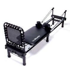 My pilates reformer <3  I have this exact machine and I'm back to working out on it. I've had mine for three years. I love it