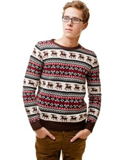X-mas #deers should be on your #sweater