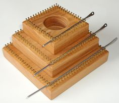 Looking for weaving project inspiration? Check out Elm loom set  by member Planengrain.
