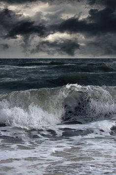 #borddemer #plage #vagues #waves #ocean tbs.fr