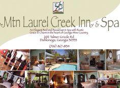 Mtn Laurel Creek Inn & Spa Dahlonga GA