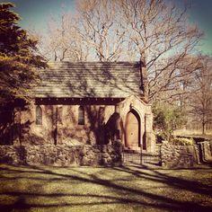 Gostwyk Church near Uralla, NSW Australia.