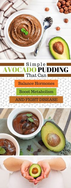 Simple Avocado Pudding That Can Balance Hormones, Boost Metabolism, And Fight Disease