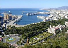 Malaga, Spain. My place. The best city in the hole world