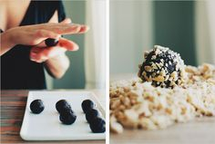 ALMOND DATETRUFFLES - SPROUTED KITCHEN